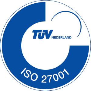 ISO 27001 Gecertificeerd